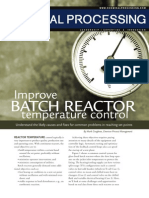 Improve Batch Reactor Temperature Control NoRestriction