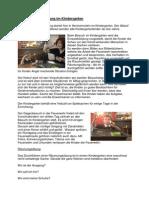 brandschutzerziehung im kindergarten-mit bildern