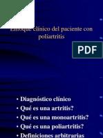 Enfoque del pte con poliartritis.ppt