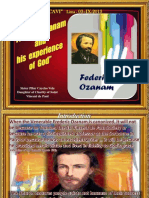 Frederic Ozanam and His Experience of God