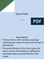 mirror poem analysis