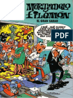 Mortadelo y Filemon - 005 - El Gran Sarao