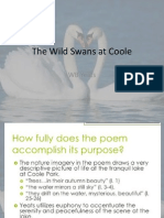 the wile swans at coole