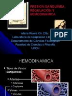 pa regulación y hemodinámica 2009-1