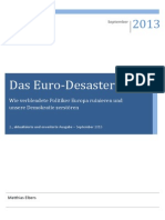 Das Euro DesasterV2 2013 September