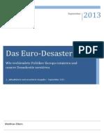 Das Euro DesasterV2 2013 September