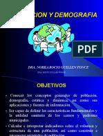 Clase 11 Poblacion y Demografia 2012