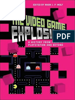 Wolf - Video Game Explosion - A History From Pong to Playstation