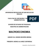 Trabajo Final Macroeconomia - Noticias