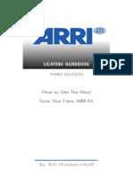 ARRI Lighting Handbook 3rd Edition March 2012