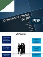 Consultoria Interna de RH