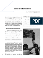 Articulo Educ. Permanente