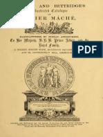 Catálogo Muebles Victorianos de Papel Mache