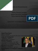Florez O. Rafael Modelo pedagògicos