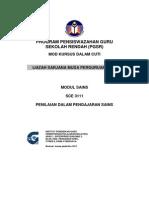 Modul Sce3111 Pgsr