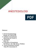 ANESTESIOLOGI 1