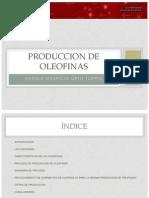 Produccion de Oleofinas
