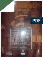 Torres Villanueva - Funciones empresariales, cambio institucional y desarrollo económico.
