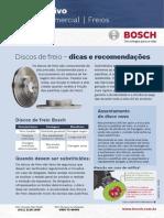 Informativo Disco de Freio 2007