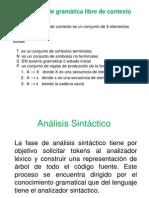 Analisis Sintactico Intro 5