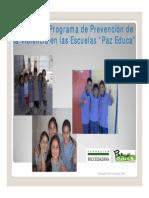 Paz Educa Congreso FPC