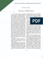 Latcham, Ricardo - Blest Gana y La Novela Realista