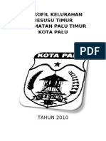 Buku Profil Kelurahan