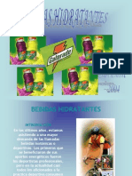 Expo Final Bebidas Hidratantes