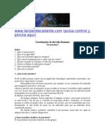 Cuestionario de derecho Romano.doc