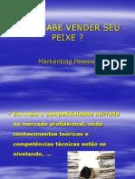 Marketing Pessoal- Vendendo Sua Imagem