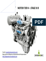 Komatsu Motor