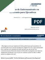 Economía para Ejecutivos M1 - Reunión 7