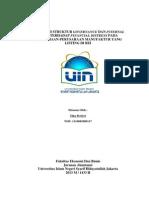 Pengaruh Struktur Governance Dan Internal Audit Terhadap Financial Distress Pada Perusahaan