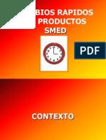 Cambios Rapidos de Productos SMED