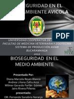Bioseguridad en Medio Ambiente Ultima Expo