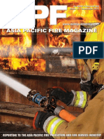 Artikel Asia Pacific Fire Magazine Edisi Sept 2012-Apf-Issue-43