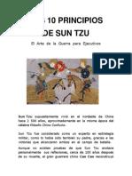 Los 10 Principios de Sun Tzu
