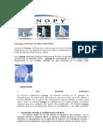 Informacion Final de Antena Canopy