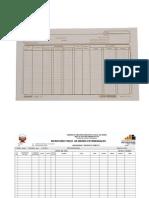Formatos de Inventarios