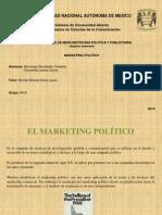 Exposición Marketing político