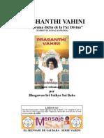 Prashanthi Vahini (español)