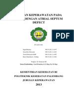 ASUHAN KEPERAWATAN PADA ANAK DENGAN ATRIAL SEPTUM DEFECT.docx