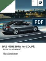 4er Coupe Katalog