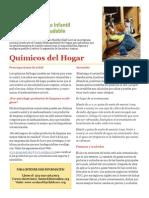 QUIMICOS Saludables en La CASA