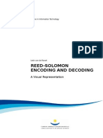 Reed-Solomon Encoding and Decoding