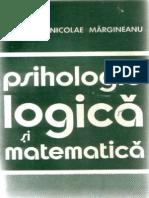 Nicolae Mărgineanu - Psihologie logică şi matematică