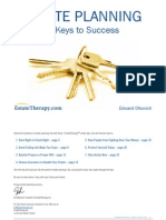 Estate Planning 7 Keys to Success, EstateTherapy
