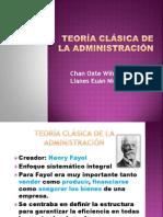 Teoría clásica de la administración.pptx
