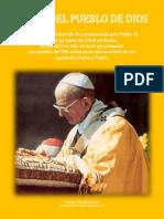Credo Del Pueblo de Dios - Paulo VI