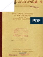 Philippines Intelligence Report (1943)